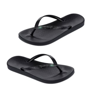 Ipanema Anatomical Women's Slippers - Black