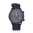 Columbia Outbacker Black 3-Hand Date Black Nylon Watch