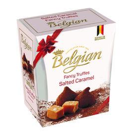 Premium Pralines - Milk Chocolate Salted Caramel Truffles Gift Box