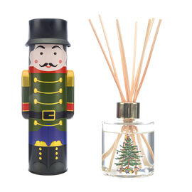 Wax Lyrical: NutCracker Reed Diffuser - Noel