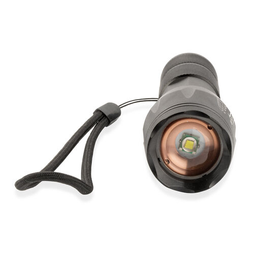 TJC- Water Resistant Super Light Aluminium High Power LED Torch with five modes