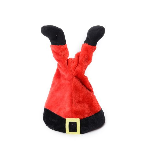 Christmas Decorations Singing and Moving Party Hat (Size 22.5x20 Cm)