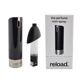 Reload Mini Perfume Spray - Black