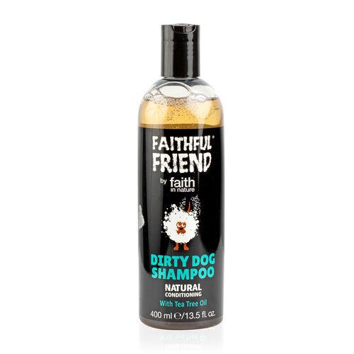 (Option 2) Dirty Dog: Tea Tree Shampoo - 400ml