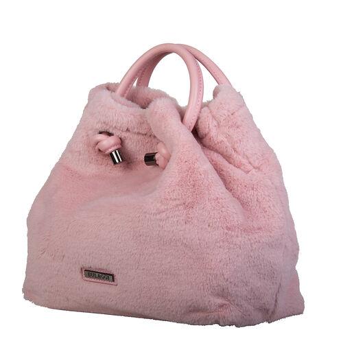 Bulaggi Collection- Viola Handbag (Size 28x27x14 Cm) - Pink