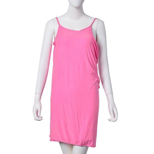 Summer Special  Pink Colour Beach Wrap (Size 140X70 Cm)