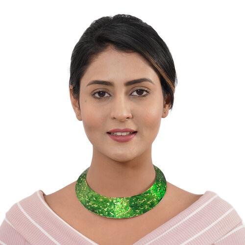 Patina Necklace (Size 16)