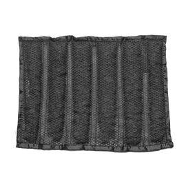 One Time Deal- Shungite Net Multi-Use/Foot Mat (31.5x21.5 cm) - Black