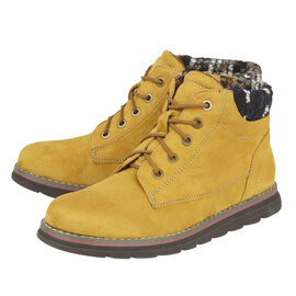 Lotus Sycamore Ankle Boot Mustard