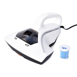 Powerful Suction UV Vacuum Cleaner with Two Piece Advanced HEPA 11 Filter and 5 Metre Power Cord - W