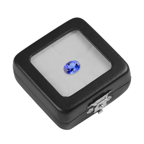 AAA Tanzanite Oval 8x6MM Faceted 1.40 Ct.