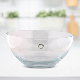 Made In Italy - Authentic Murano Glass Bowl - Plain