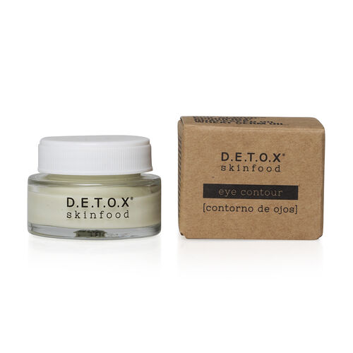 D.E.T.O.X Skinfood Eye Contour 20ml
