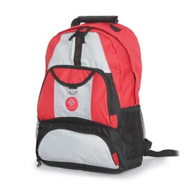 High Quality Backpack (Size 47x32x15cm) with Adjustable Padded Shoulder Strap, Side Mesh Pocket and