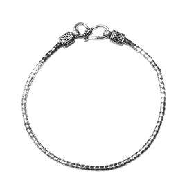Link Chain Bracelet in Sterling Silver 4.68 Grams 7.5 Inch