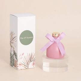 OTO - Close Out Deal - Ceramic Atmosphere First Sight Fragrance Reed Diffuser - Pink