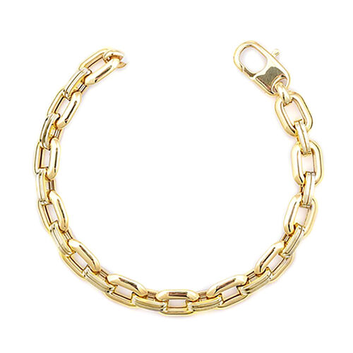 Gold Collection 9K Yellow Gold Bracelet (Size 8.5), Gold wt. 16.13 Gms.