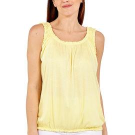 OTO - Nova of London Super Soft Balloon Vest in Lemon Colour (Size up to 18)