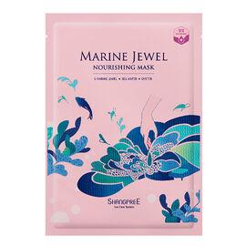 Shangpree: Marine Jewel Nourishing Mask (Set of 5 Sheet Masks)