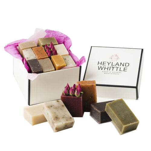 Heyland and Whittle Handmade and Natural Small Soaps (350 Gms.)