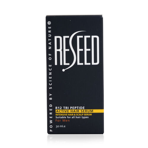 Re-Seed: R12 Tri Peptide Active Hair Serum for Men - 30m