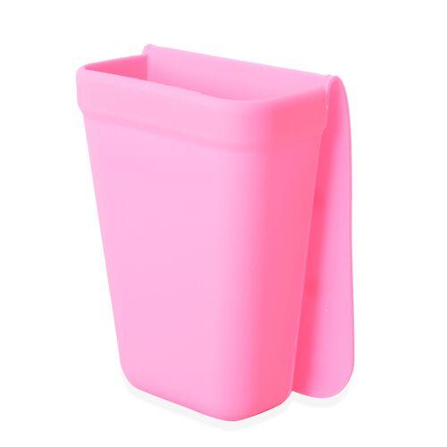 Pink Colour Sink Organizer (Size 18x5 Cm)
