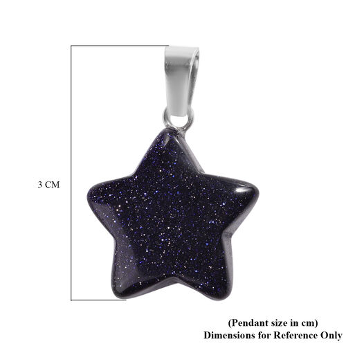 One Time Deal- Set of 12 - Multi Gemstone Star Shaped Pendant