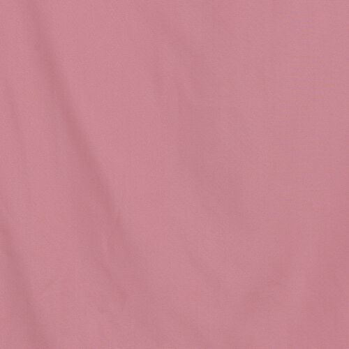 4 Piece Set - Super Soft Copper Infused 1 Fitted Sheet (150x200+30 Cm), 1 Flat Sheet (275x265 Cm) and 2 Pillowcase (50x75 Cm) (Size King) - Dusty Rose Colour