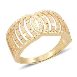 Surabaya Gold Collection - 9K Yellow Gold Ring