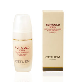 Cetuem: Gold Regenerator Serum - 50ml
