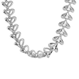 Link Necklace in Silver 53.79 Grams 20 Inch