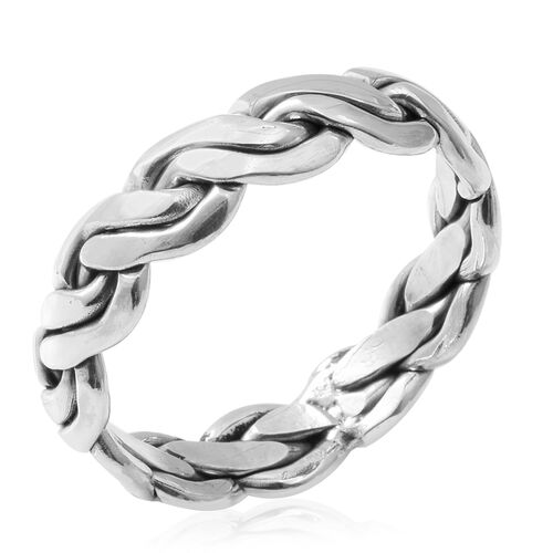 Sterling Silver Ring, Silver wt 4.10 Gms.
