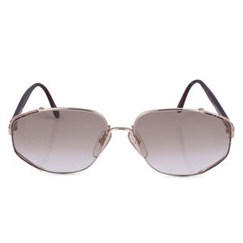 Christian Dior Vintage Sunglasses with Brown Gradient Lenses