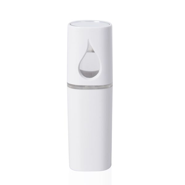 New Arrival- Portable Facial Spray Humidifier with USB Charger - White