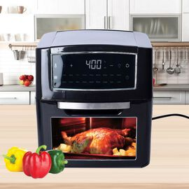 18 in 1 Multi Functional Digital 12 Litre Air Fryer Oven with Detachable Transparent Door (Size 31x2