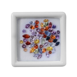 Mega Deal - Multi Sapphire MIX Mix Faceted 10.000 Cts