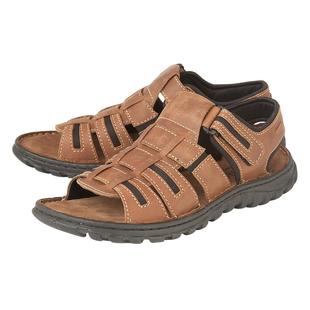 Lotus Doyle Mens Strap Sandals (Size 7) - Tan