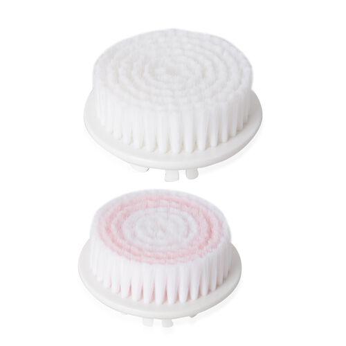 Lavany: Mini Sonic Facial Cleansing Brush (Pink)