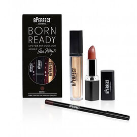 BPerfect: Born Ready Lip Kit - Secret