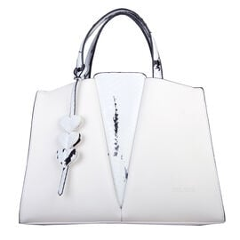 Bulaggi Collection - Caitlyn Shoulder Bag - White