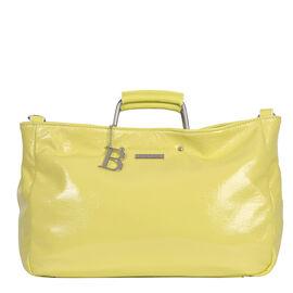 Bulaggi Collection - Nikkie - Handbag with Removable Strap (33x23x13 cm) - Lime