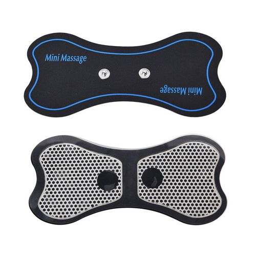 Wireless TENS (EMS) Massager for Pain Relief & Fat Burning With 9 Intensity Settings, 10-35 Degrees Heat & Cool Therapy
