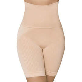SANKOM SWITZERLAND Cooling Effect fibers Posture Correction Shapers Shorts - Beige