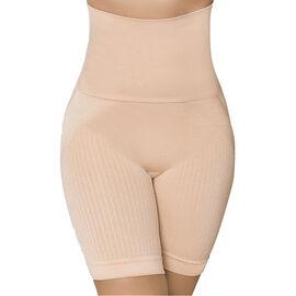 SANKOM SWITZERLAND Cooling Effect fibers Posture Correction Shapers Shorts - Beige