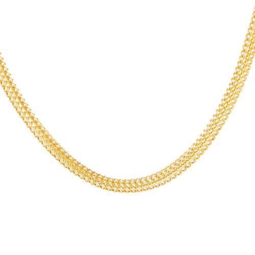 ILIANA 18K Y Gold  Necklace (Size 20), Gold wt 11.37 Gms