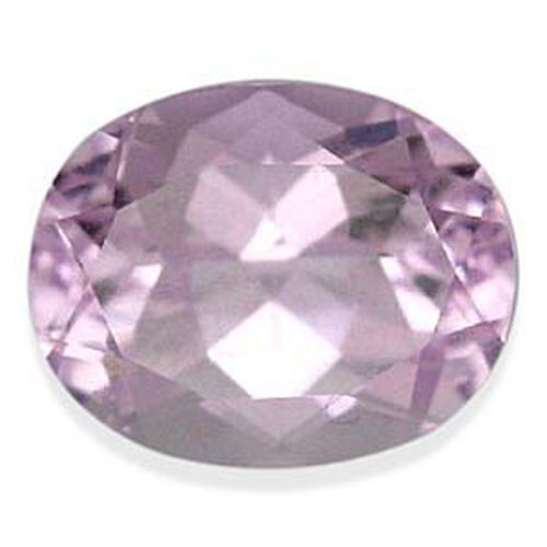 Kunzite (Oval 13.5x10.5 Faceted 3A) 9.380 Cts