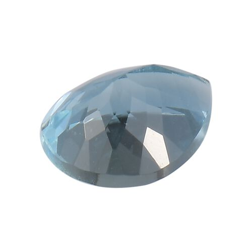 AAA Aquamarine Pear 10x8 Faceted 1.76 Cts