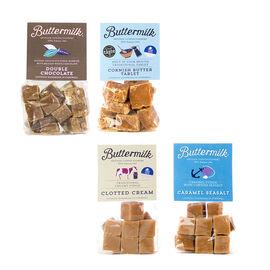 Buttermilk Bestsellers Grab Bag Bundle (4 x 175g)