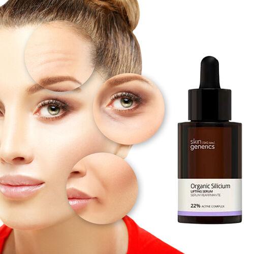 Skin Generics: Lifting Serum Organic Silicium 22% Active Complex 30ml