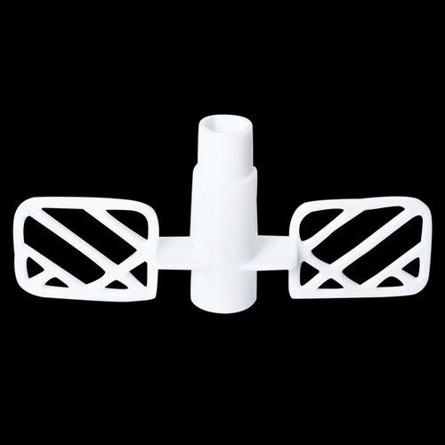 Multi-functional Shake Cutting Machine (Size 17.5x17x17 Cm) - White